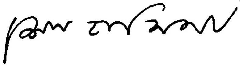 Hasina Sign