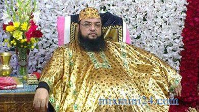 Photo of Dewanbagi Pir Syed Mahbub-e-Khoda dies