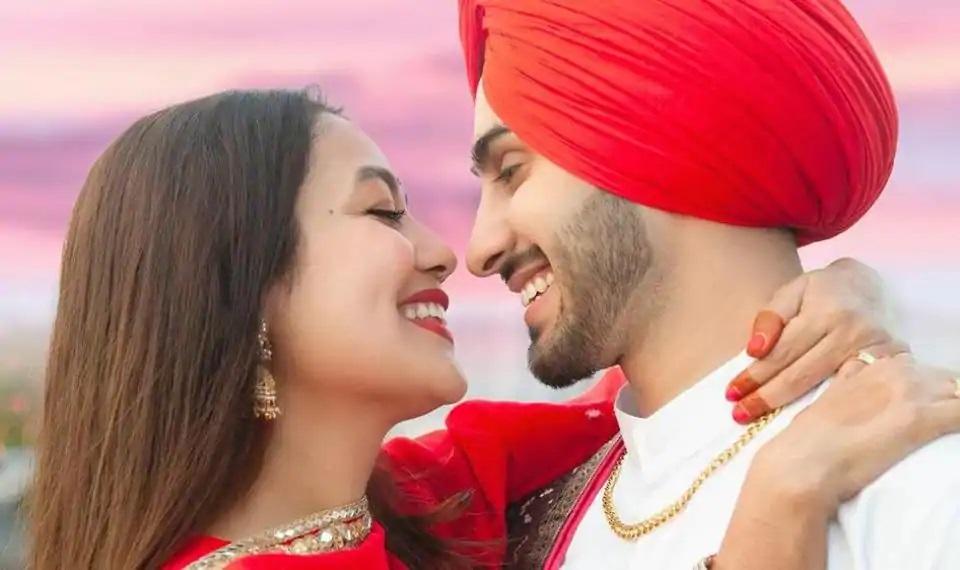 Singer Neha Kakkar & Her Husband Rohanpreet Singh